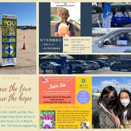 CA donor drive